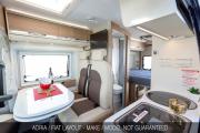 Star RV Australia International Aquila RV - 2 Berth S/T motorhome rental australia