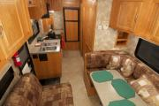 Camper1 Alaska 22ft Class C Freelander Copper rv rental usa