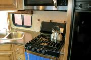 Traveland RV Rentals Ltd 31' Class A motorhome rental vancouver