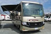 Traveland RV Rentals Ltd 31' Class A motorhome rental canada