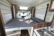 Just Go Motorhomes UK 2 Berth Mystery motorhome rental united kingdom