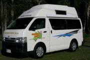 Maxi Van Plus campervan rental brisbane