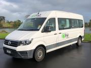 Kiwi Deluxe Euro 2 ST new zealand airport campervan hire