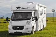 Star RV Australia International Pegasus RV - 4 Berth Slider motorhome rental australia