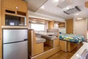 Star RV Australia International Pegasus RV - 4 Berth Slider motorhome motorhome and rv travel
