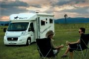 Pegasus RV - 4 Berth Slider campervan hire - australia
