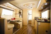 Star RV Australia International Pegasus RV - 4 Berth Slider motorhome rental cairns