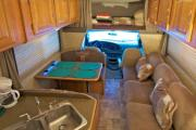 Camper1 Alaska 29ft Class C Freelander Copper motorhome rental alaska