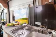 Bunk Campers Vista motorhome rental uk
