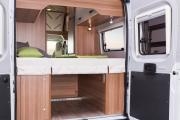 Bunk Campers Vista motorhome hire ireland