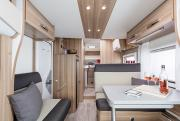 Bunk Campers Europa motorhome rental uk