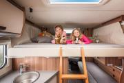 Bunk Campers Europa worldwide motorhome and rv travel