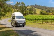 Real Value NZ Domestic Real Value Endeavour Camper campervan rental new zealand