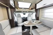 Just Go Motorhomes UK 4 Berth Mystery motorhome rental united kingdom