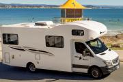 Hercules RV - 6 Berth campervan hire - australia