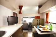 Star RV Australia International Hercules RV - 6 Berth australia discount campervan rental