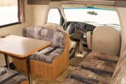Camper1 Alaska 29ft Class C Freelander Bunk House Copper motorhome rental alaska
