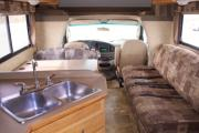 Camper1 Alaska 29ft Class C Freelander Bunk House Copper rv rental usa
