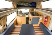 Hippie Camper AU Domestic 2  Berth Hitop campervan hire australia