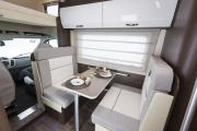 Just Go Motorhomes UK 6 Berth Mystery motorhome rental united kingdom