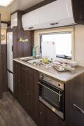 Just Go Motorhomes UK 6 Berth Mystery