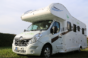 Elitejoy Kentucky K-Line LG 59 cheap motorhome rentalgermany