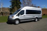 Fraserway RV Rentals Van Conversion motorhome rental ontario