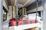Fraserway RV Rentals Van Conversion motorhome motorhome and rv travel
