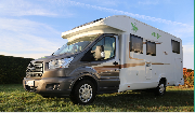 Elitejoy Elitejoy NobelART T-7000 66 campervan rental germany
