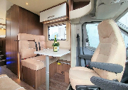 Elitejoy Elitejoy NobelART T-7000 66 motorhome rental germany