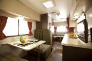 Star RV Australia Domestic Hercules RV - 6 Berth campervan hire australia