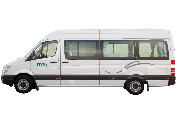 Maui Motorhomes NZ 2+1 Berth Ultima Plus campervan hire christchurch
