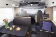 Causeway Campers Finn MacCool motorhome rental ireland