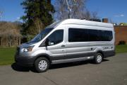Van Conversion rv rental vancouver