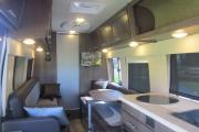 Compass Campers Canada Van Conversion 2017 motorhome rental calgary
