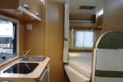 Southcamper Rimor Seal 12P cheap motorhome rental spain