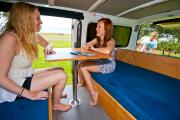 Escape Rentals New Zealand Certified Self-Contained Escape Campervan new zealand camper hire
