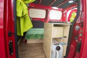 Happy Campers Happy 1-VW Caddy or similar Auto motorhome motorhome and rv travel
