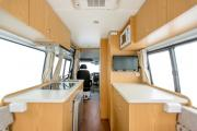 Apollo Motorhomes NZ Domestic 2 Berth Euro Tourer campervan rental new zealand