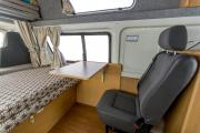 Hippie Camper NZ Domestic Hippie Endeavour Camper motorhome rental new zealand