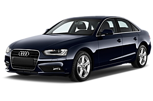 Audi A4 Inc. GPS or similar canberra car hire