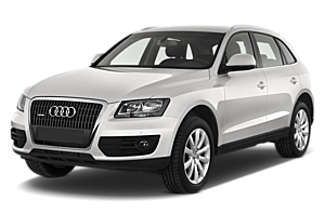 Audi Q5 4WD Inc. GPS or similar canberra car hire
