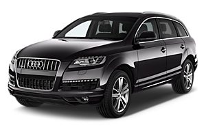 Audi Q7 Inc. GPS or similar canberra car hire