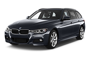 BMW Serie 5 Touring Aut or Similar malaga car rental
