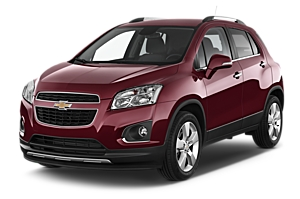 Holden Trax or similar car hire australia