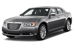 Chrysler 300C car hire - australia