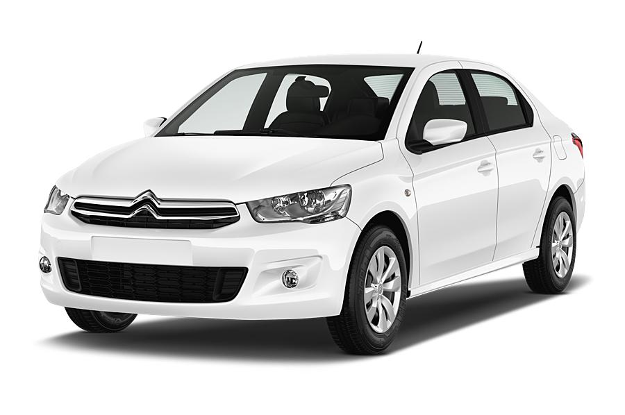 Citroen C-Elysee spain car hire
