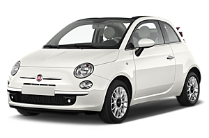 Group G - Fiat 500 Cabriolet or Similar car hireuk