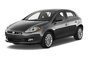 Fiat Linea or similar alicante car rental