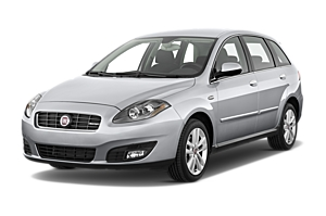 Linea Fiat or similar malaga car rental